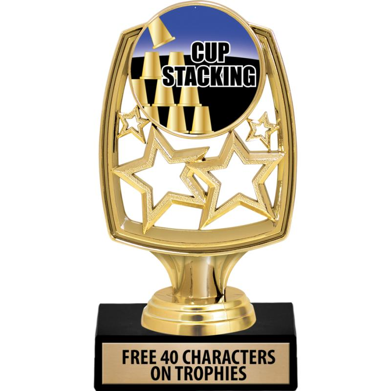 Cup Stacking Trophies | Cup Stacking Medals | Cup Stacking Plaques