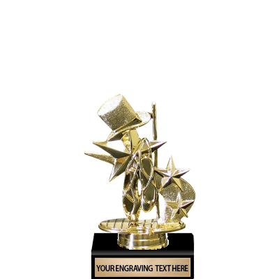 """6"""" Theme Participation Trophy"""