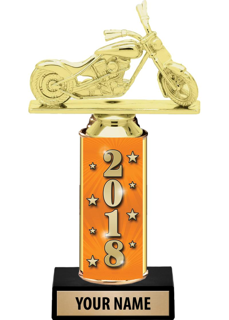 "10"" ULTIMATE GOLD FOIL TROPHY"