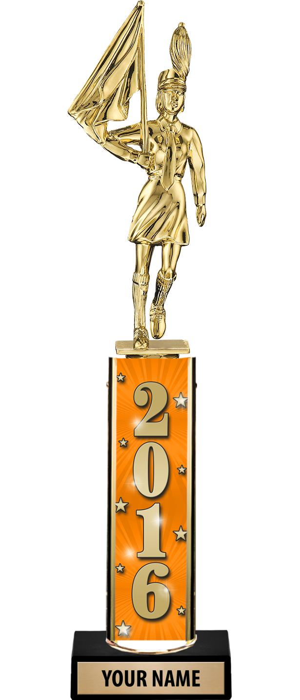"12"" YEAR ULTRA TROPHY"