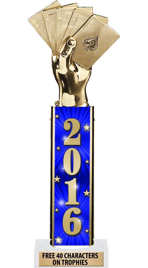 """12"""" YEAR ULTRA TROPHY"""