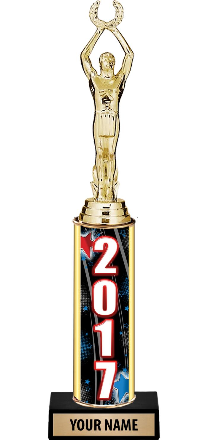 """12"""" YEAR ULTIMATE TROPHY"""