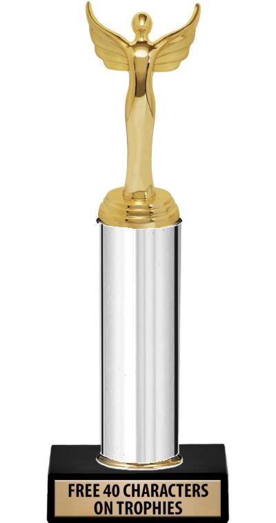 "10"" TRP-FIGURE COLUMN BASE"