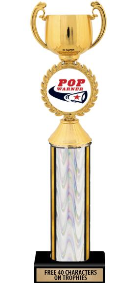 """10""""TRP-GOLD AND SILVER CUP TRP"""