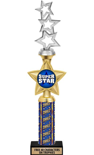 Idol Star Insert Trophies