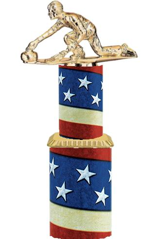"11"" TRP-ROCKET TROPHY"