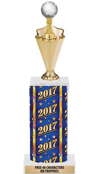 """18"""" TRP- FIG CUP SQ COLUMN"""