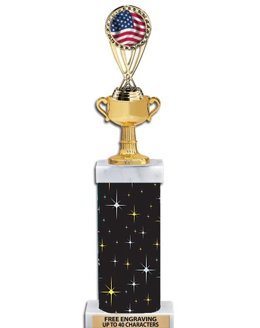 """18"""" TRP-FIG RSR CUP DELUXE TRP"""