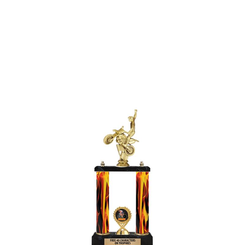 "16"" 2 POSTER TROPHY"