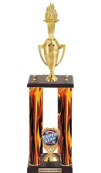 4 Poster Cup Trophy
