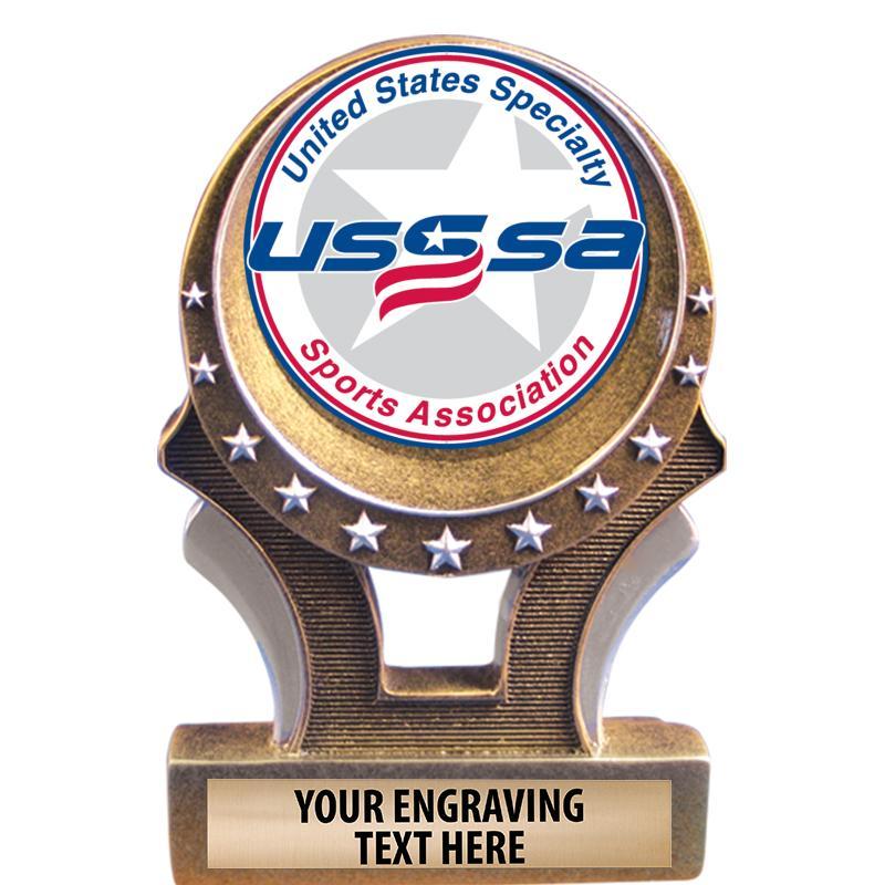USSSA Universal Insert Trophies