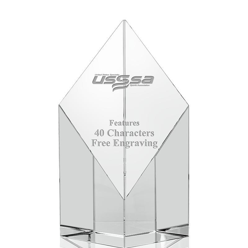 USSSA Diamond Peak Crystal