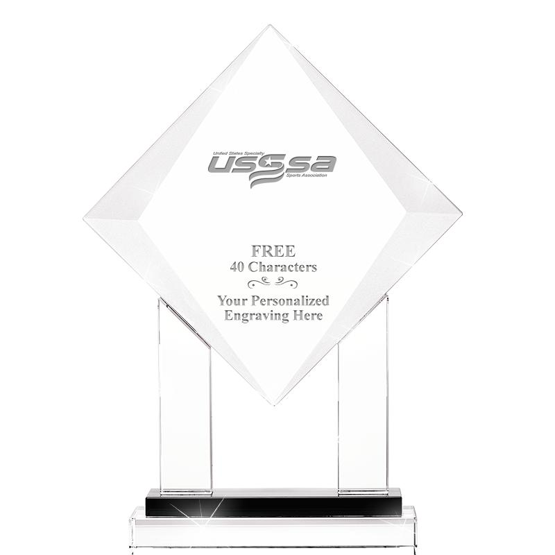 USSSA Onyx Rising Noble Crystal