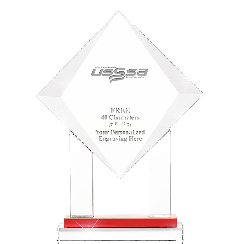 USSSA Red Rising Noble Crystal
