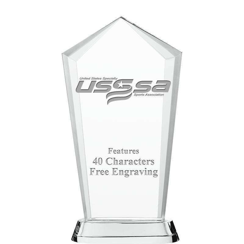 USSSA Skyscraper Crystals