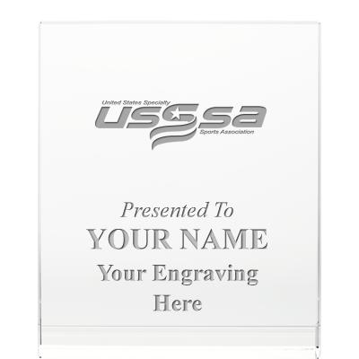 USSSA Soccer Goodview Wedge Crystal