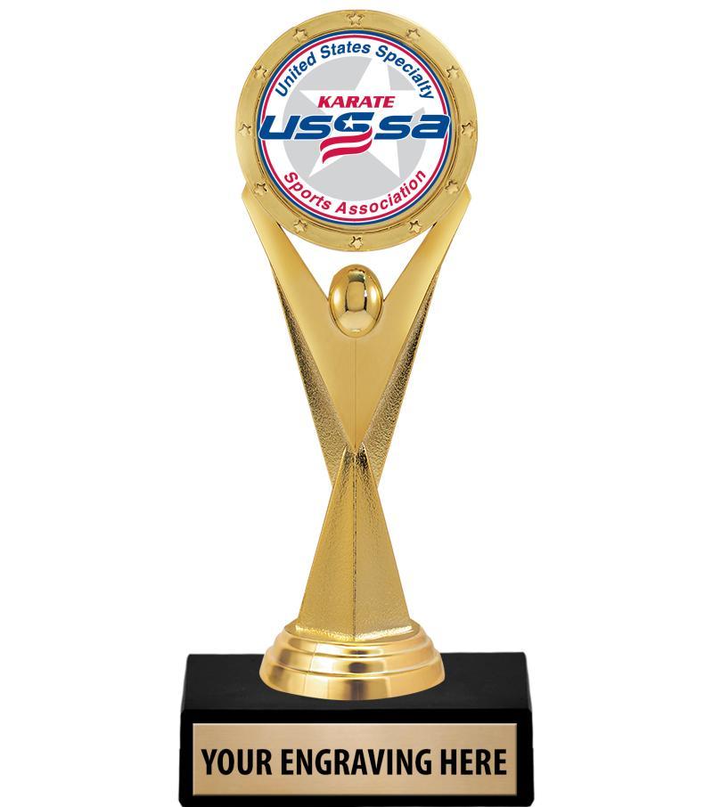 "8"" USSSA Victor Trophy"