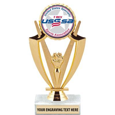 USSSA Victory Insert Trophy