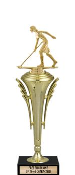 """13"""" GOLD BUGLE CUP"""