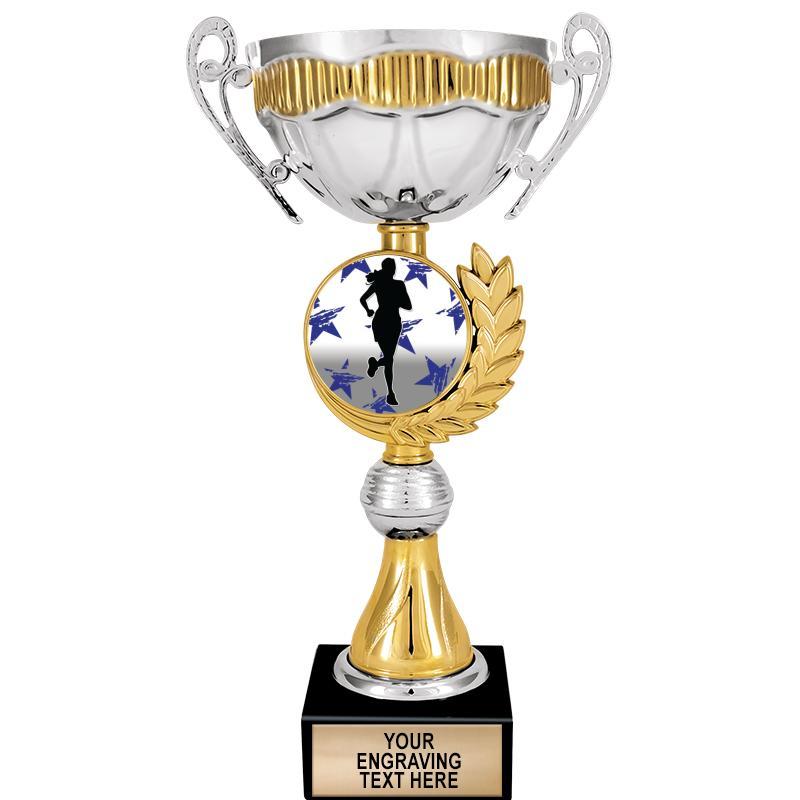 "10.25"" SUPREME WREATH CUP TRP"