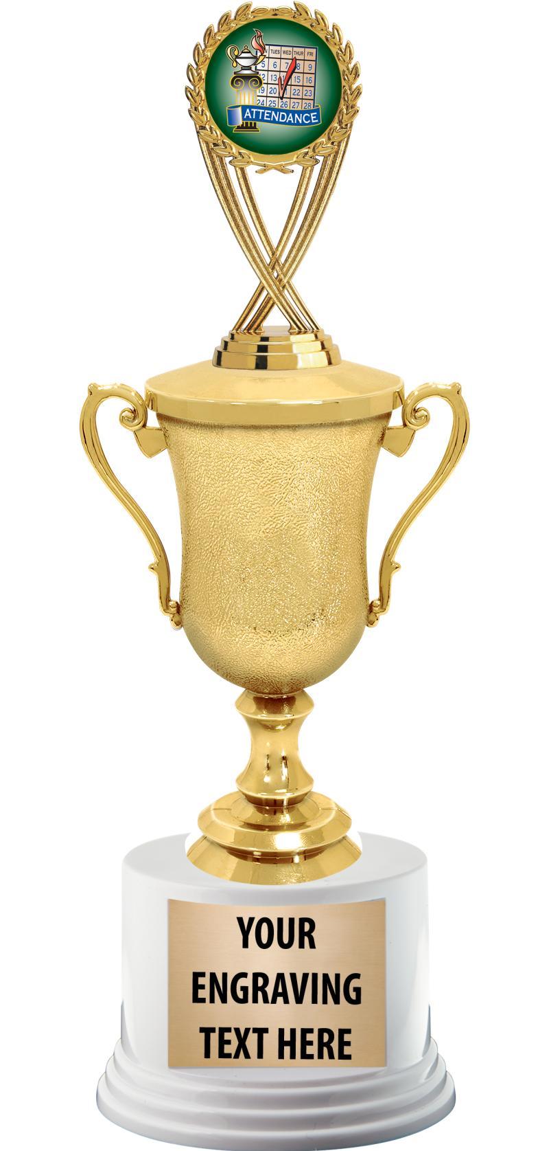 """13""""GL TRP FIG CREVASSE CUP RND"""