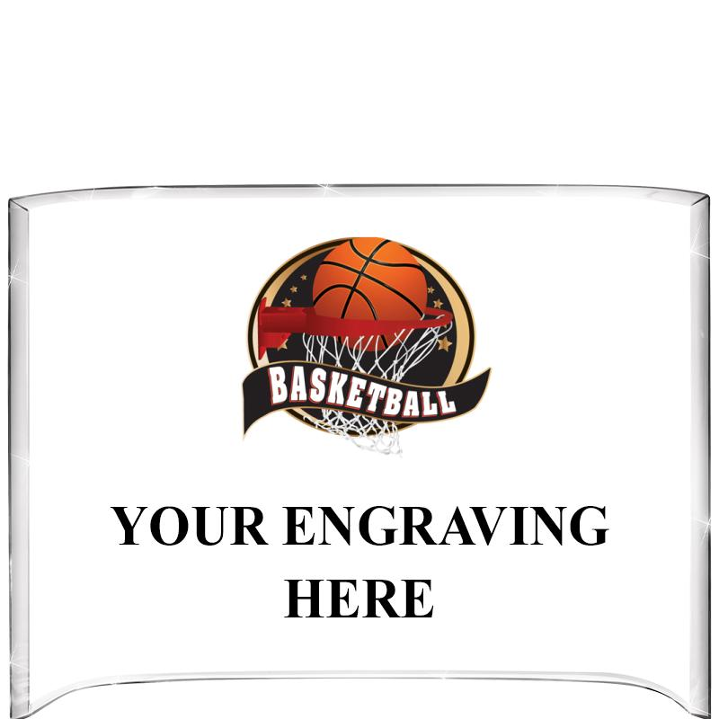 Basketball Horizontal Curva