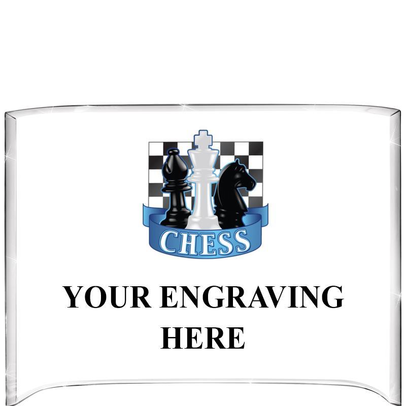 Chess Horizontal Curva