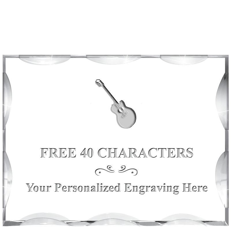 "4""X3""HORIZONTAL ILLUSION ACRYL"