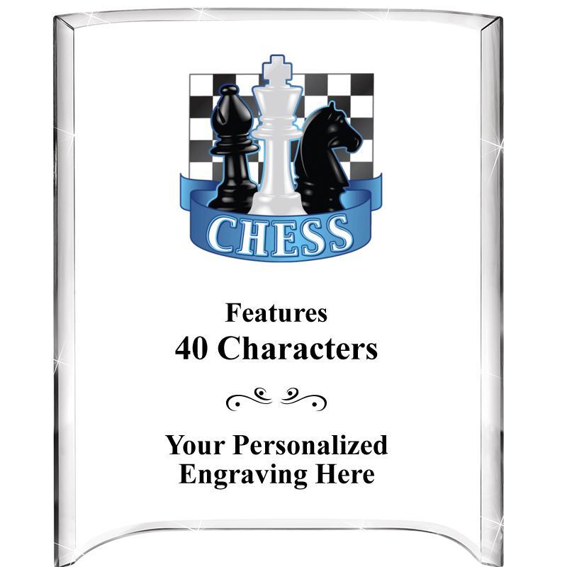 Chess Vertical Curva