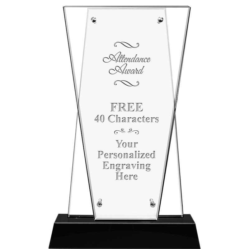 "17"" ALPINE FLOATING ACRY AWARD"