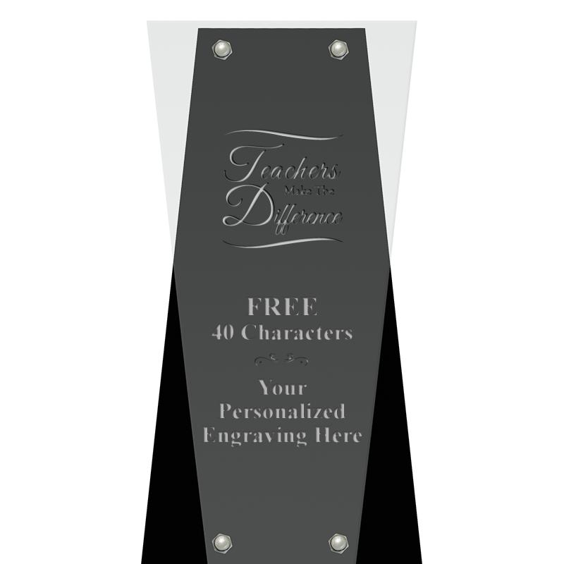 "6"" ALPINE FLOATING ACRY AWARD"