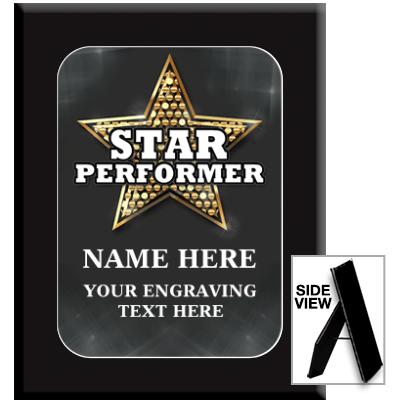 Star Performer Ebony Acrylic