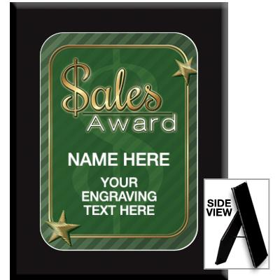 Sale Award Ebony Acrylic