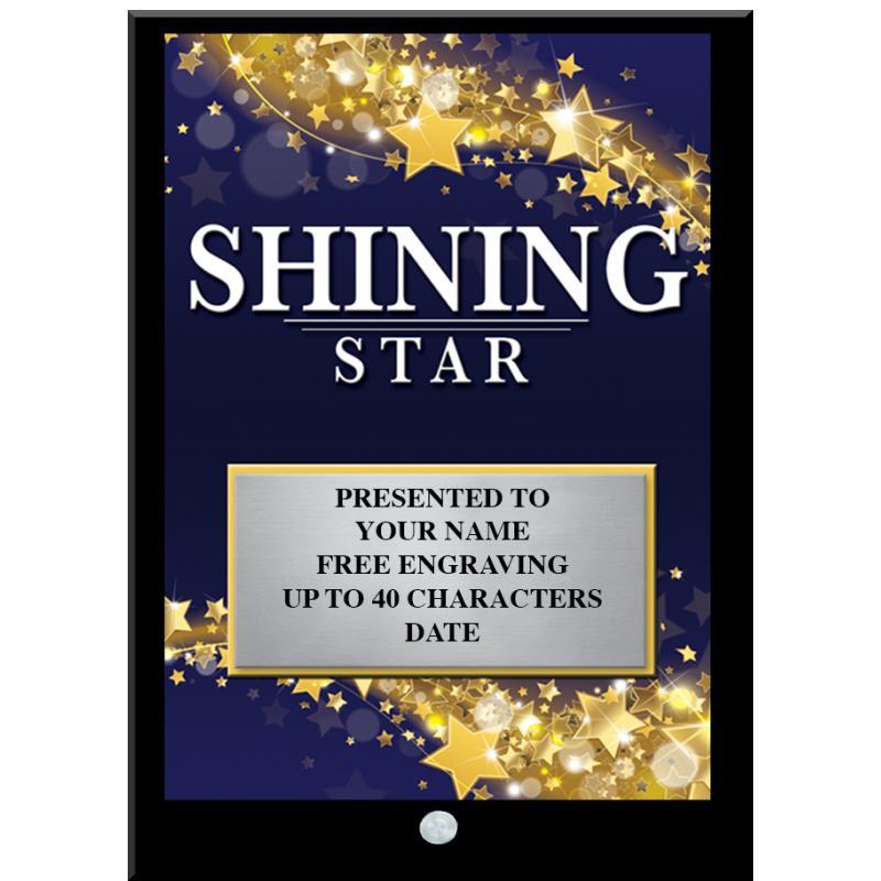 Shining Star Economy Acrylic