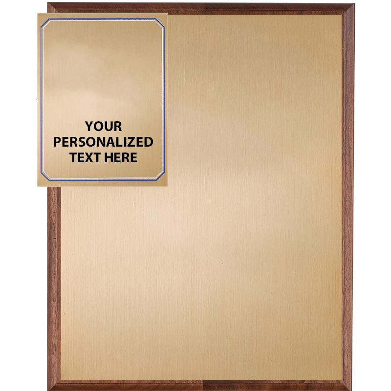 Build Your Own Wood Plaque