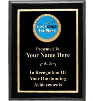 DockDogs Executive Insert Plaques