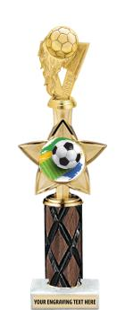 "14""-16"" Idol Star Insert Trophies"