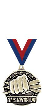 Tae Kwondo Medal