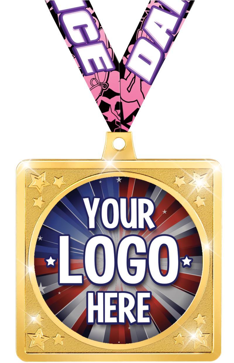 "2 1/2"" Crafter Medal"