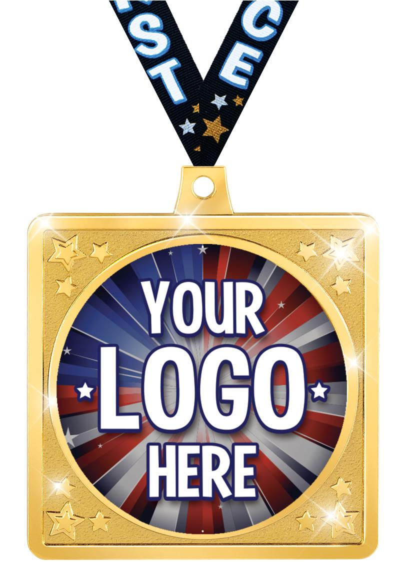 "2 1/2"" Crafter Medal"