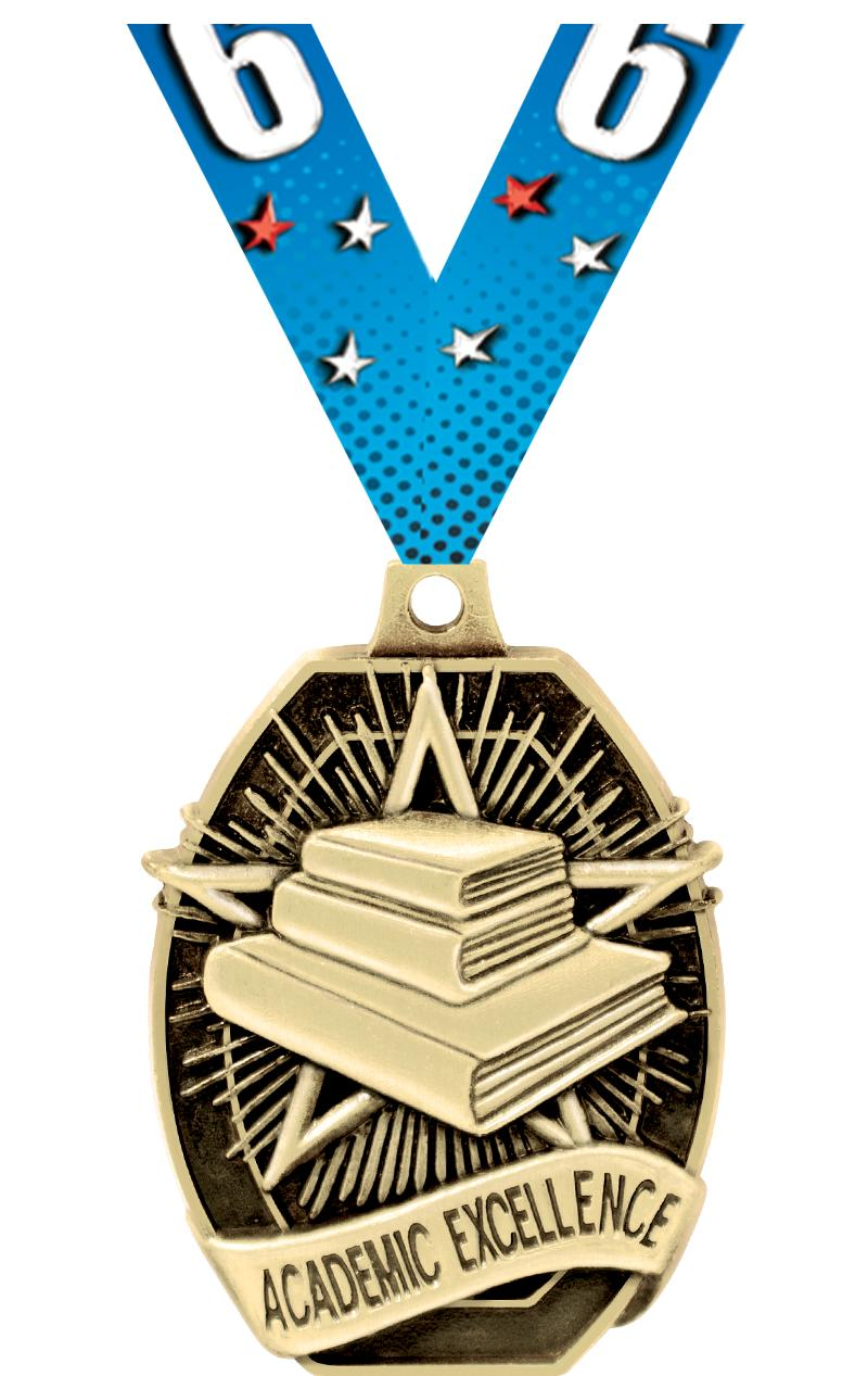 Academic Excellence Medals