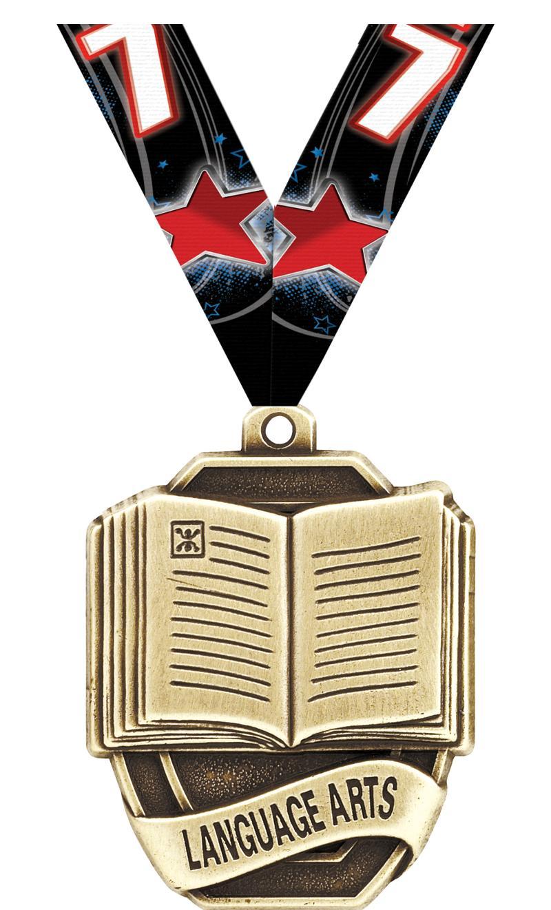 Language Arts Medals
