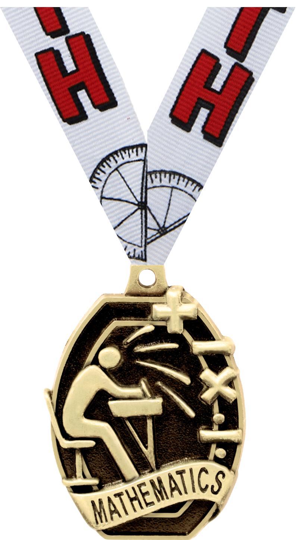 Mathematics Medals