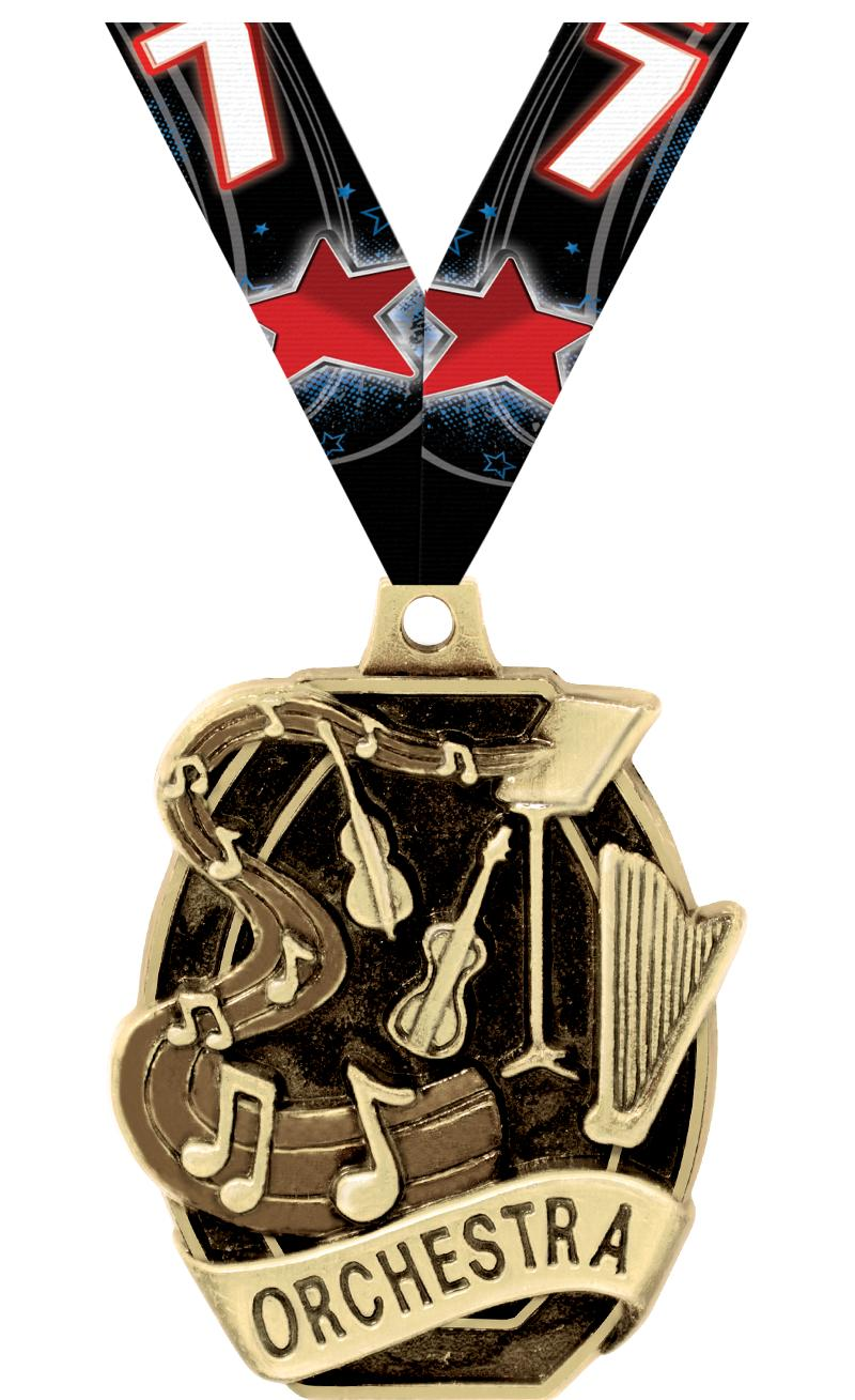Orchestra Medals
