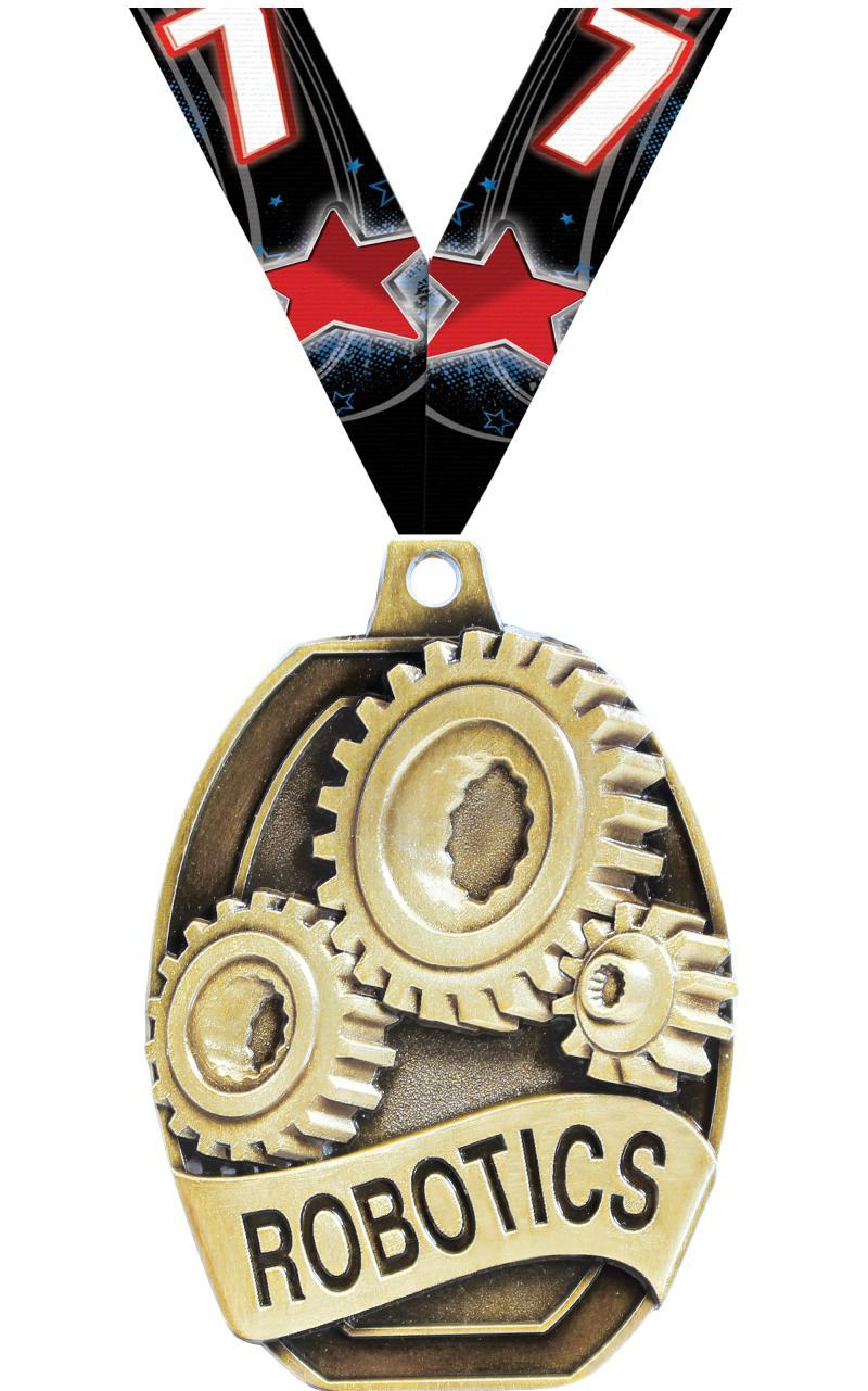 Robotics Medal