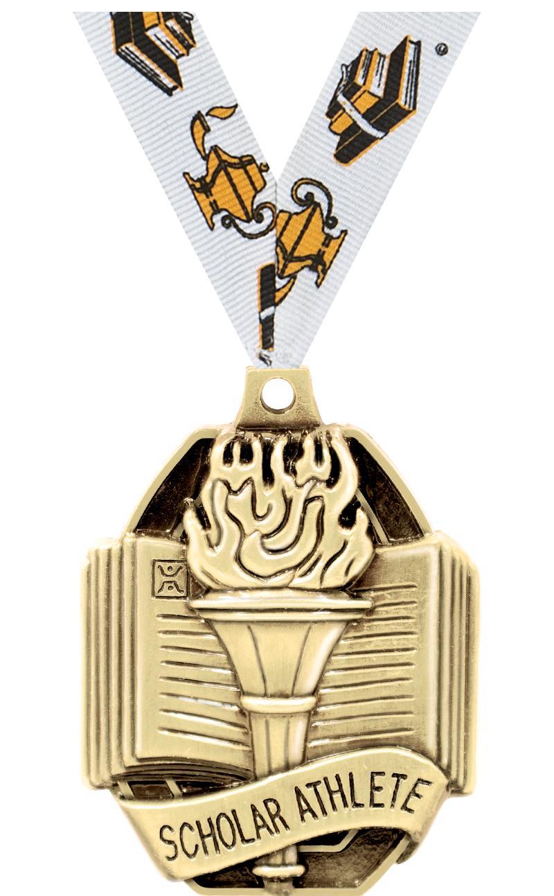 Scholar Athlete Medals