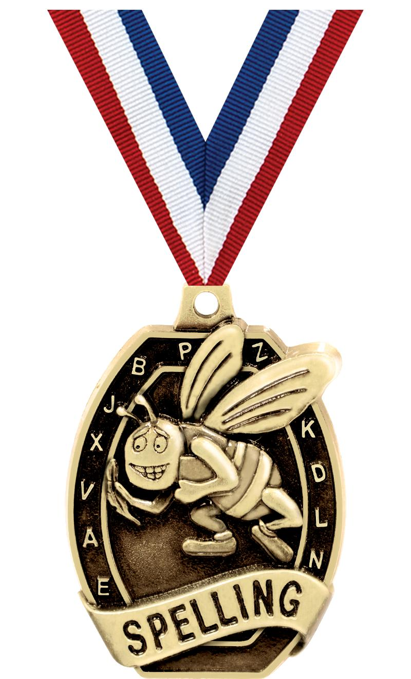 Spelling Medals