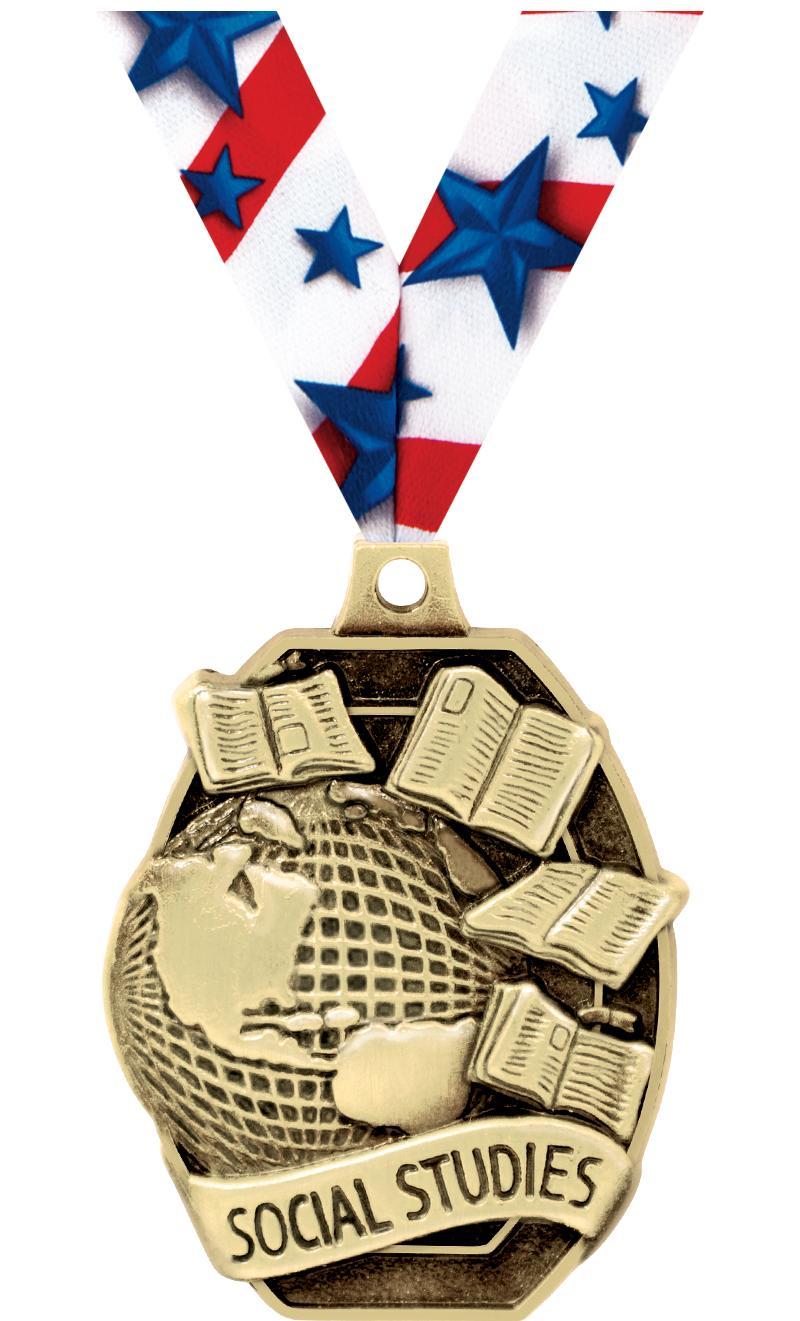 Social Studies Medals