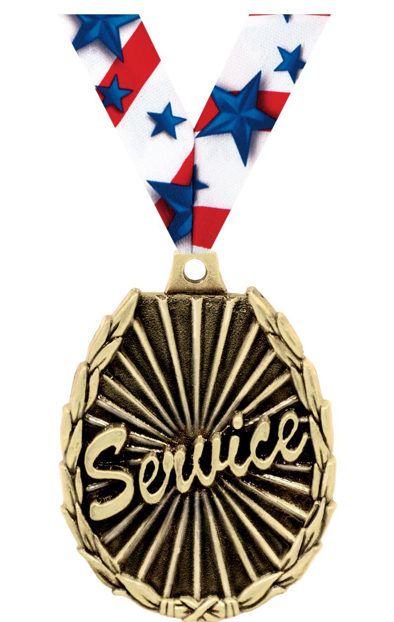 Service Medals