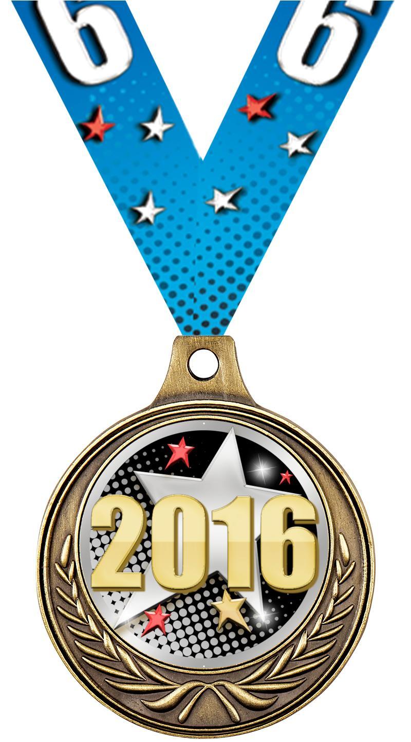 "1 1/2"" Basketball Medals"